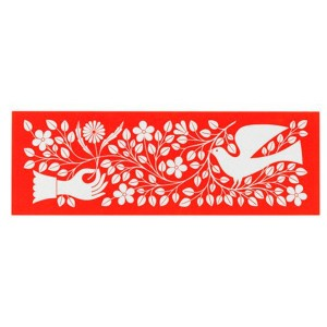 Environmental Enrichment Panel Hand and Dove - Vitra