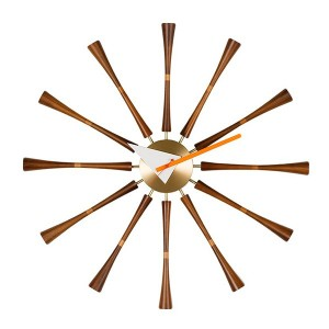 Reloj Spindle Clock - Vitra