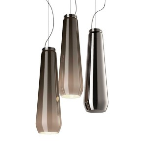 Lámpara de suspensión Glass Drop - Diesel Foscarini