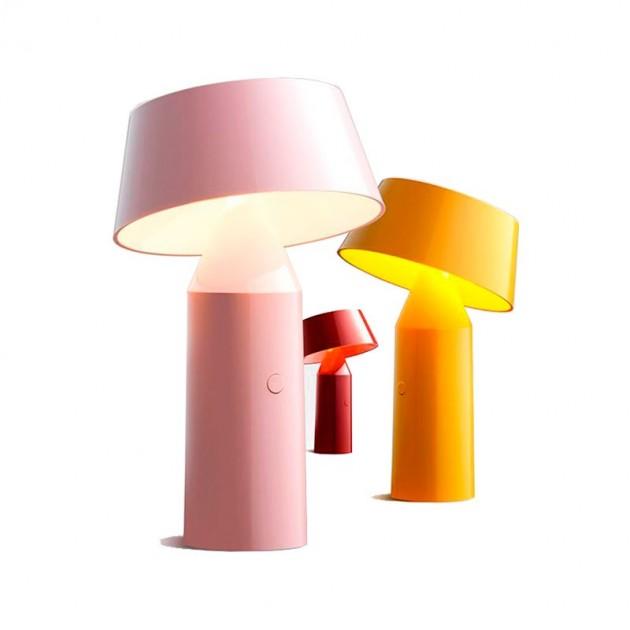 Colección lámparas portátiles Bicoca de Marset