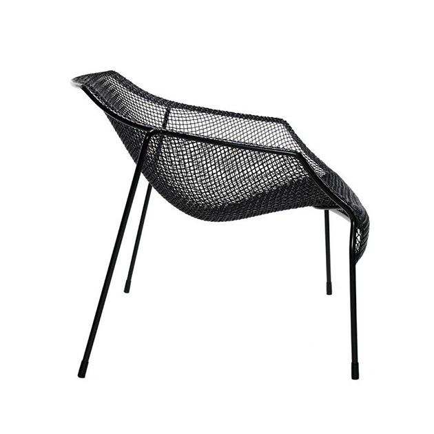 comprar sillón Heaven negro diseño Emu