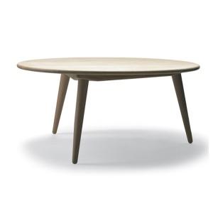 Comprar mesa CH008  diámetro 88 cm de Carl Hansen. Disponible en Moisés showroom