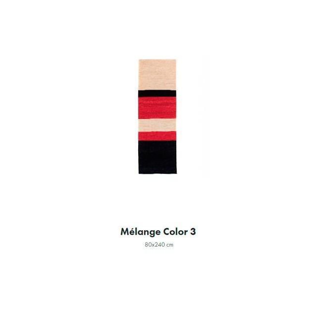 medidas Alfombra Mélange Color 3 Nanimarquina