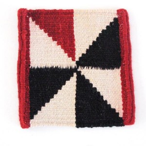 tejido Alfombra Mélange Pattern 4 Nanimarquina