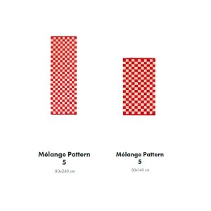 dimensiones Alfombra Mélange Pattern 5 Nanimarquina