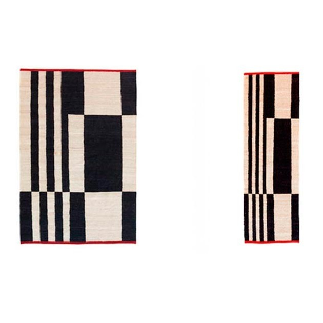colección Alfombra Mélange Stripes 1 Nanimarquina