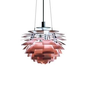 Lámpara PH Artichoke, cobre - Louis Poulsen