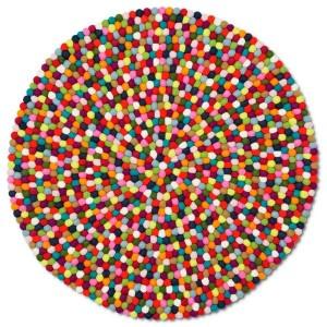Alfombra Pinocchio Multicolor - Hay