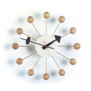 Reloj Ball Clock natural - Vitra