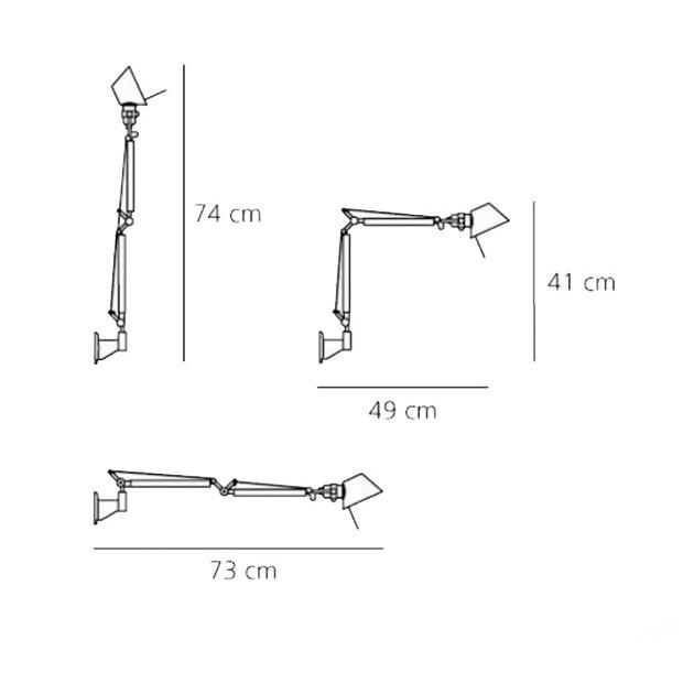 dimensiones aplique Tolomeo Micro