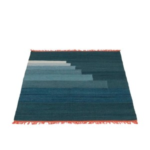 Another Rug Blue - &tradition