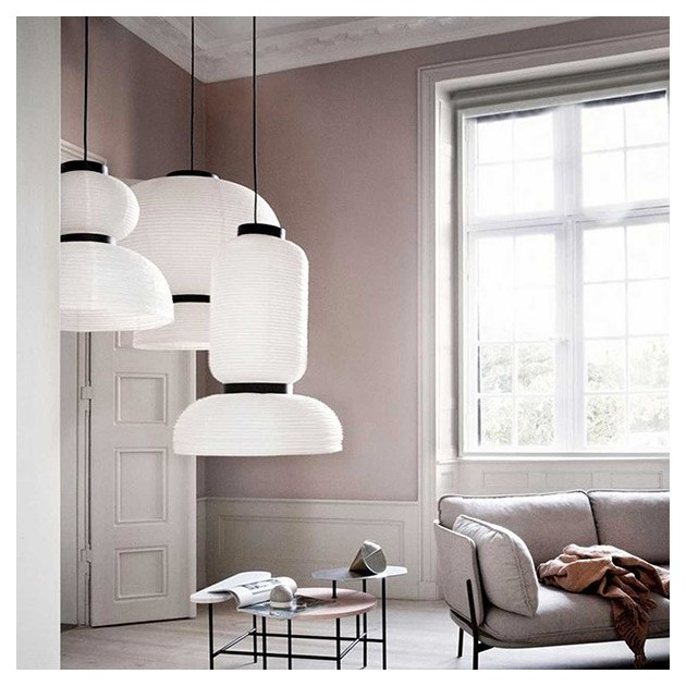 ambiente colección lámpara de suspensión Formakami &tradition