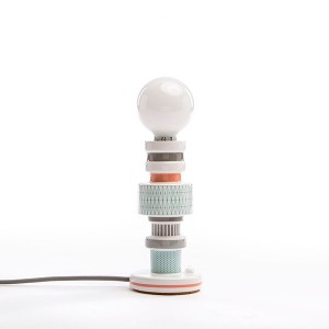 Moresque Table Lamp 1 Turnot - Seletti