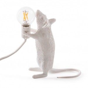 Mouse Lamp Standing - Seletti