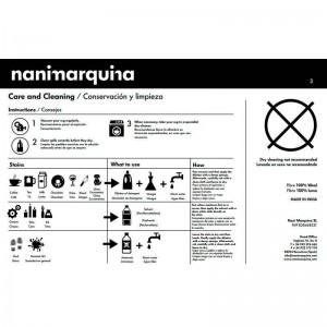 cuidados Alfombra Shade palette 3 Nanimarquina