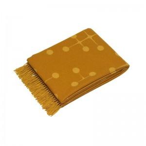 Eames Wool Blanket Mustard- Vitra