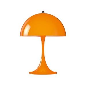 Lámpara Panthella Mini Table Louis Poulsen naranja