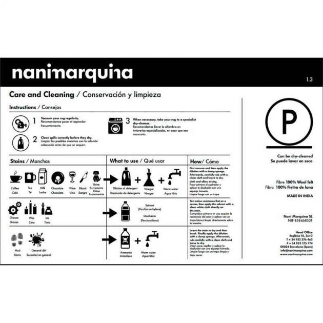 cuidados Kilim Blend 3 Nanimarquina