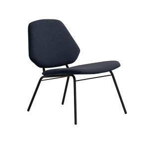 Lean Lounge chair Azul - Woud