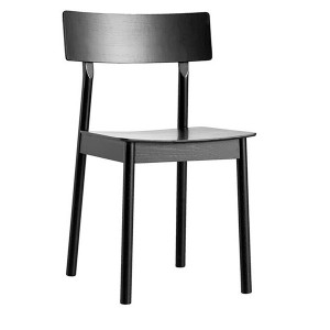 Pause Dinning Chair - Woud