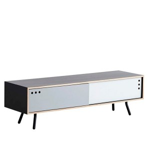 Geyma Low Sideboard - Woud