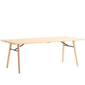 Split Dinning Table - Woud