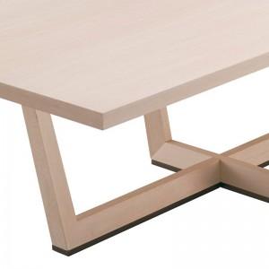acabado madera Mesa Uves ME3664 Andreu World