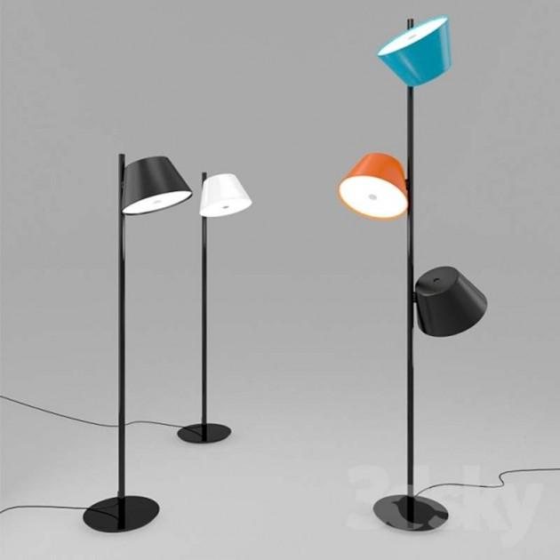 ambiente colección Lámparas de pie Tam Tam Marset
