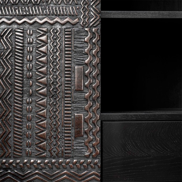Tabwa sideboard high Ancestors Ethnicraft 4