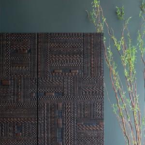 Tabwa sideboard high Ancestors Ethnicraft 6