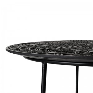 Tabwa side table Ancestors by Ethnicraft