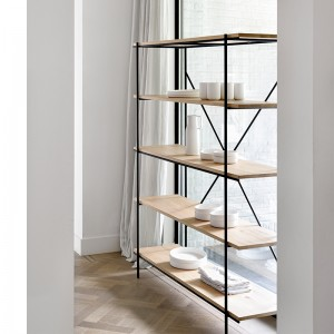 Estanteria Rise Rack Oak Ethnicraft 4