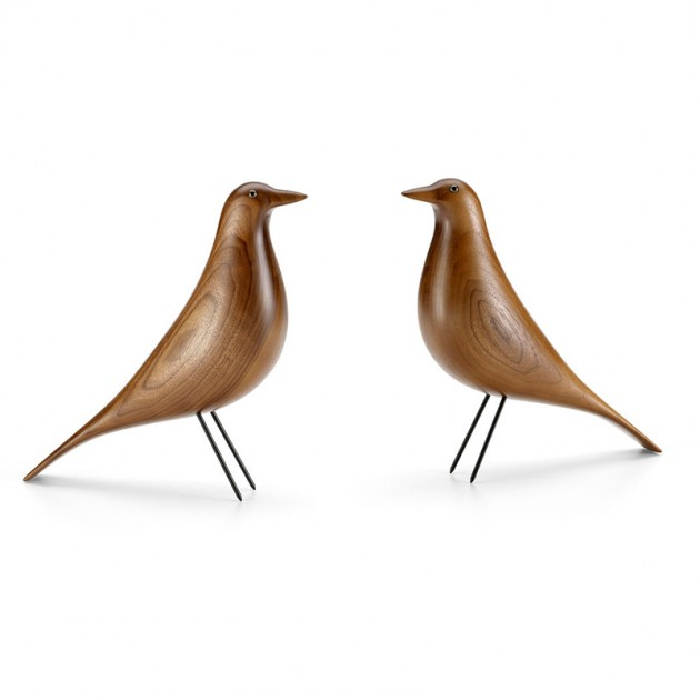 Vitra Eames House Bird Nogal 2