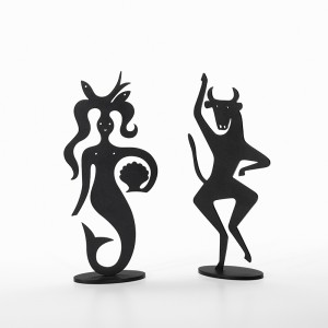 Vitra Silueta Mermaid 4