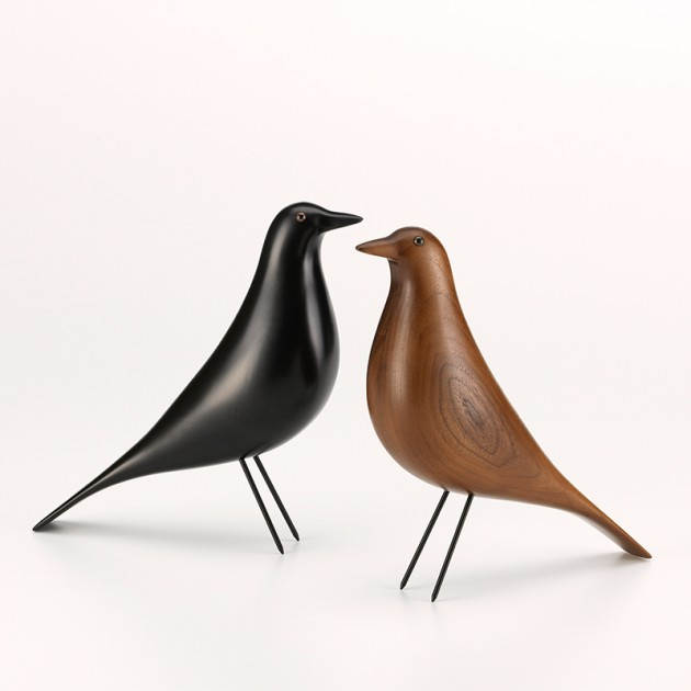 Vitra Eames House Bird Nogal 9