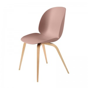 Beetle Wood Chair - Gubi