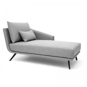 Chaiselongue Costura tela Ducale 832 - Stua
