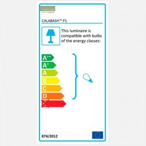 Compatibilidad bombillas Calabash P1 Fritz Hansen