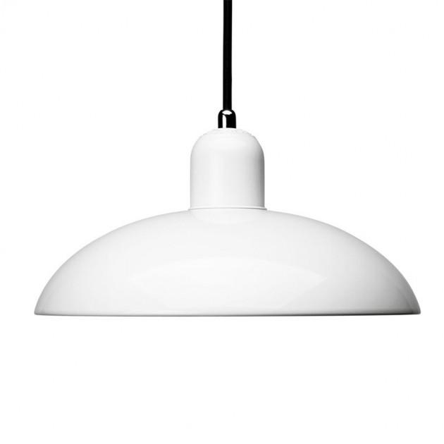 Lámpara colgante Kaiser color blanco de Fritz Hansen