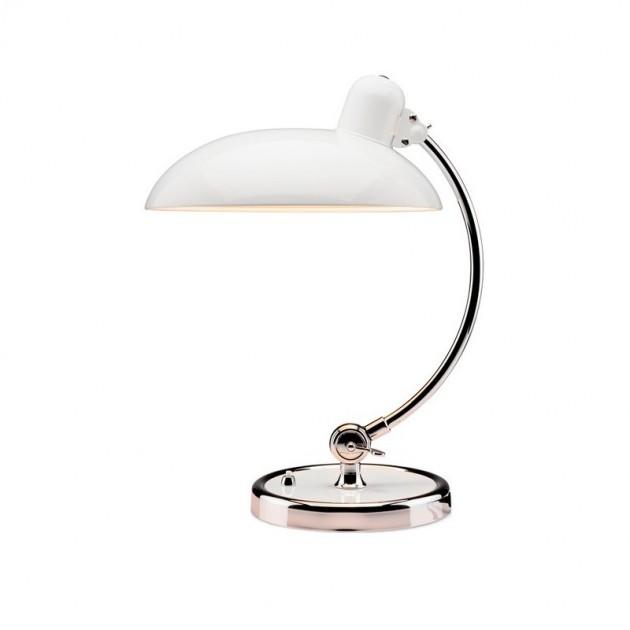 Lámpara de mesa Kaiser Luxus color blanco de Fritz Hansen