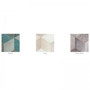 Limited Edition Alfombra Cubic terminaciones