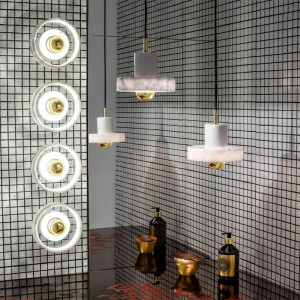 Tom Dixon Lámpara Stone Wall IP44