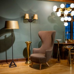 Tom Dixon Aplique Base Wall