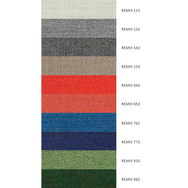 Selección colores Tapicería Remix de Moises Showroom