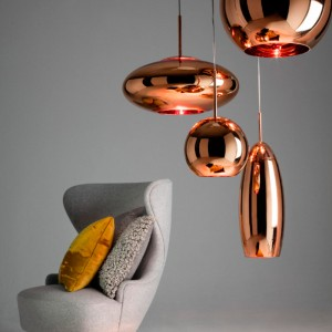 Lámpara Cooper Wide Tom Dixon