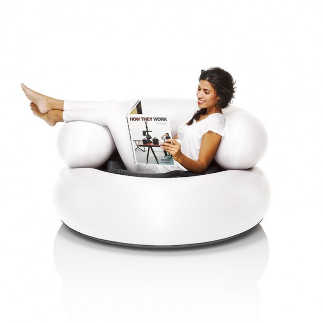 Sillón hinchable CH-AIR de Fatboy en Moises Showroom
