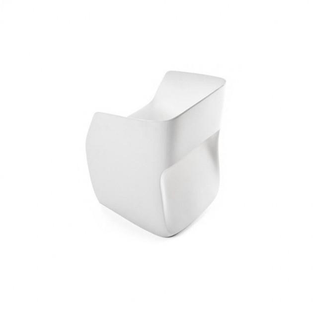 respaldo butaca OM basic Mobles 114 blanco puro