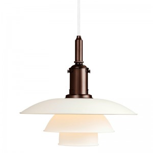 Lámpara PH 3½-3 Suspensión - Louis Poulsen