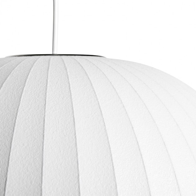 Lámpara de techo Nelson Ball bubble pendant de HAY en Moises Showroom
