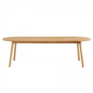 Triangle Leg Table - HAY